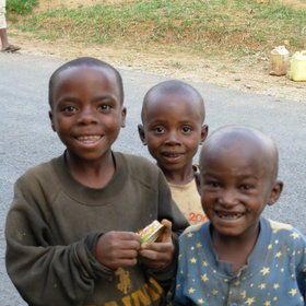 Learn a little Kinyarwanda for smiles all round.