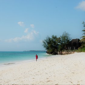 Blinding colour and stunning beaches are Zanzibar's hallmarks.