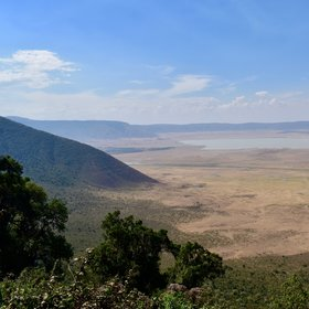 ...or visit the spectacular Ngorongoro Crater.