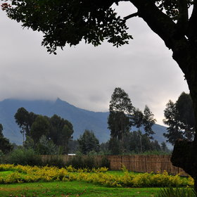 However, Rwanda is a mountainous country