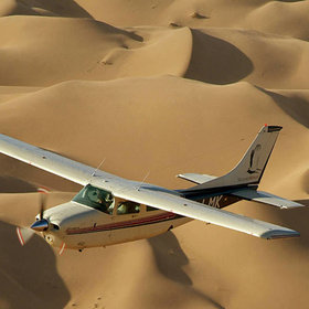 Scenic flights in Namibia