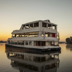 The Zambezi Explorer is one of the most luxurious river cruises on offer in the Victoria Falls area.