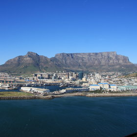 City and Table Mountain Tour