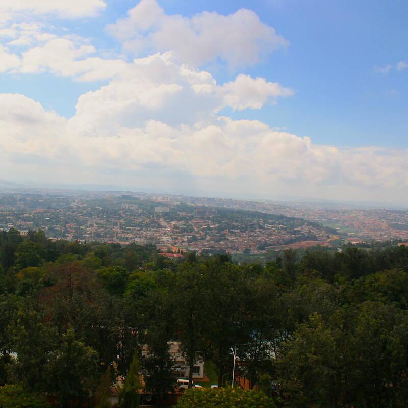 Kigali Tour and Genocide Memorial Visit
