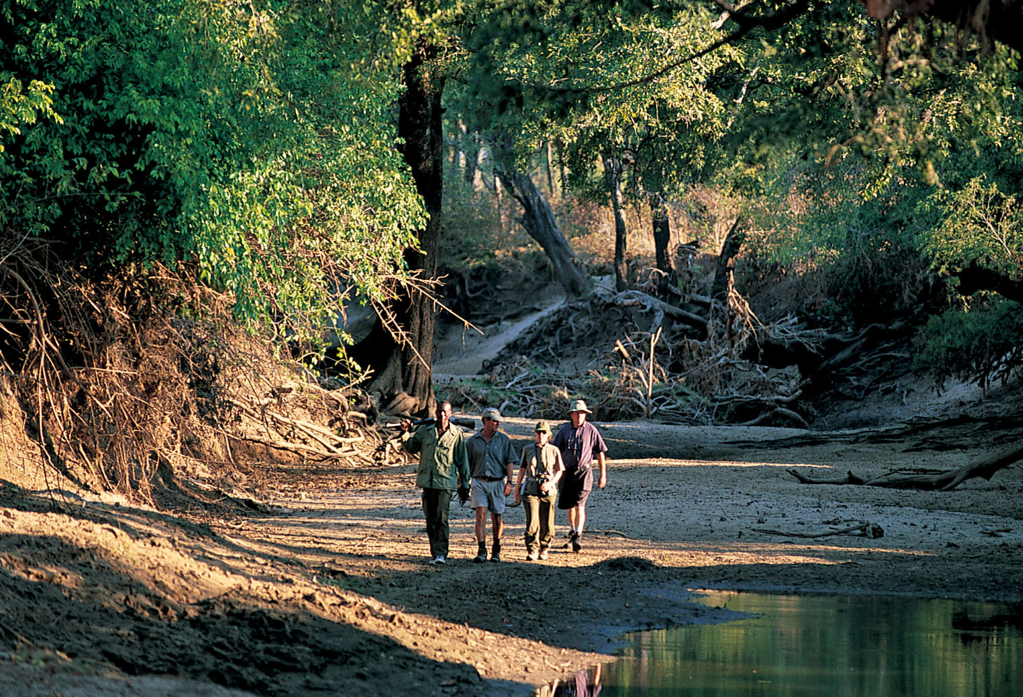Zambia safari | Perekani Walking Trail