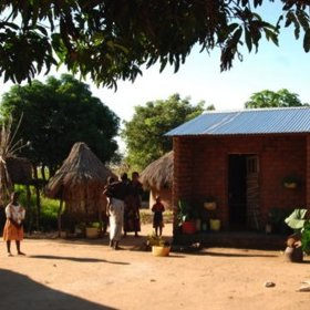 The first village tourism enterprise in Zambia