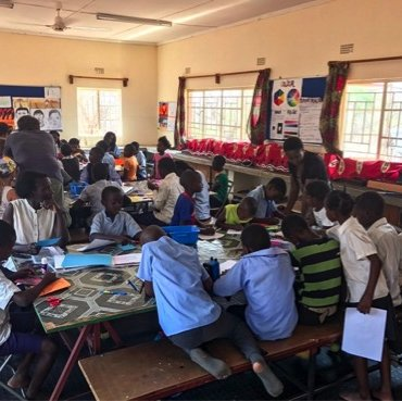 Tongabezi: Investing in children's education