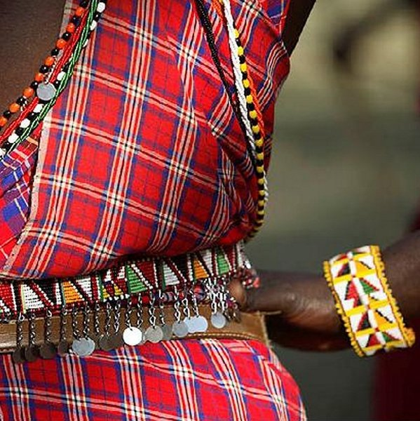 Re-creating traditional Maasai dining experiences