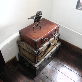 From sturdy travel chests…