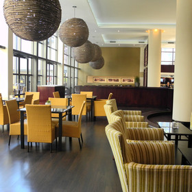 The City Lodge OR Tambo is a convenient stopover.