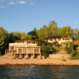 … with its own beach on Likoma Island.