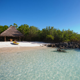 Each Villa boasts beach front access on a secluded stretch of Vamizi Island.