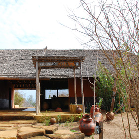 Nuarro is a remote eco-lodge in a beautiful and untouched part of Mozambique.