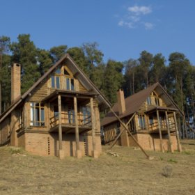 Chelinda Lodge has panoramic views over the Nyika Plateau.