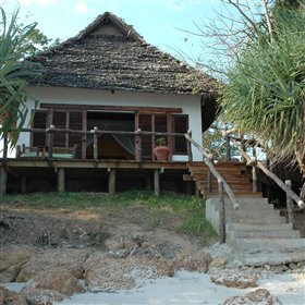 Looking for a quiet beach lodge with plenty of style? Fumba is a great place for that.