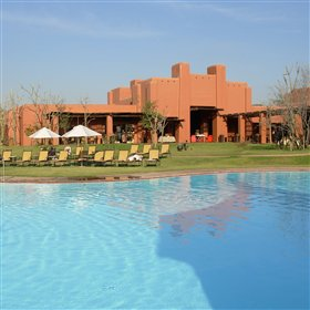 Avani is the closest hotel to the great Victoria Falls - barely 500m away!