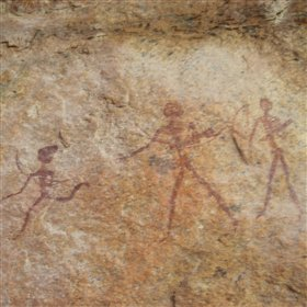 There's even some recently-discovered rock art that can be visited.