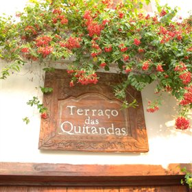 Terraco das Quitandas is a boutique hotel with only six rooms.
