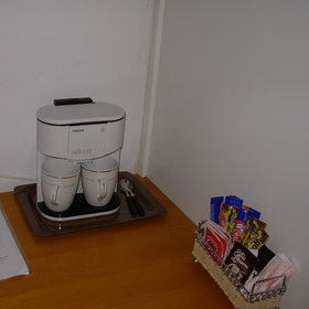 …tea and coffee making facilities...