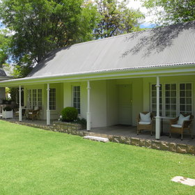 ...which offers high-quality accommodation in peaceful surroundings.