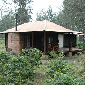 The main accommodation consists of 18 chalets...