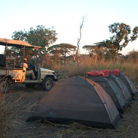 Here are some pictures taken by the Expert Africa team on their last visit to Chada Fly-camping