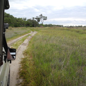 ...and 4WD safaris are very popular as well particularly during the green season.