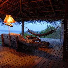 …and the picture postcard location.