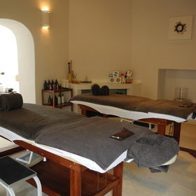 ...or enjoy one of the many treatments in the spa next door.