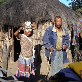 Another highlight is a visit to a local Bushman village.