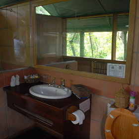 ...and an en-suite bathroom.
