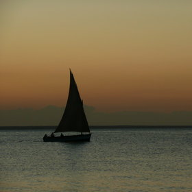 ... or a sunset dhow cruise.