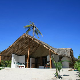 Guludo Beach Lodge is set in the north of Quirimbas National Park...