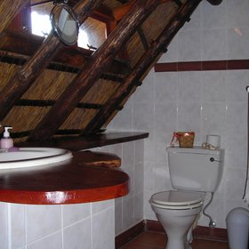 All chalets have an en-suite bathroom...