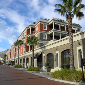 The Cape Grace is set right in the heart of Cape Town's Victoria and Alfred Waterfront.