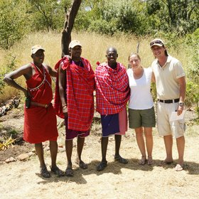 One of Encounter Mara's strengths is its friendly team of staff.