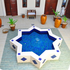 Maru Maru is a new hotel in the middle of Stone Town.