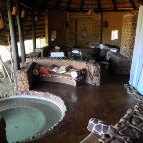 … their own plunge pool, like the family suite pictured here…