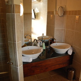 All rooms have en-suite bathrooms with his and hers basins…