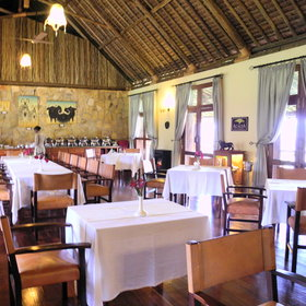 All meals are taken in the Acacia Restaurant ...
