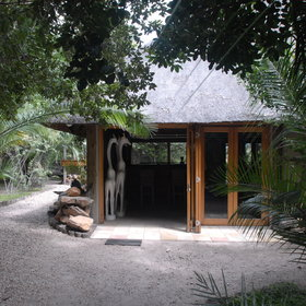 Savute Safari Lodge is situated in the Chobe National Park in Botswana.