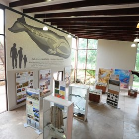 ...and the Ulwazi interpretive centre…