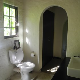 Each one has an en-suite bathroom fitted with a toilet,...