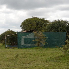Porini Rhino Camp is found in the Ol Pejeta Conservancy in Laikipia.