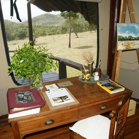 Saruni Mara's cottages are individually themed.