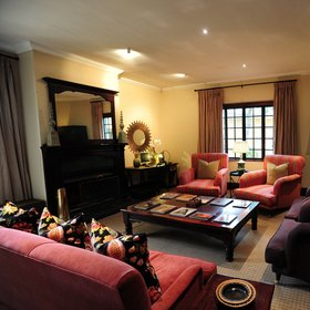 Its main areas are furnished and decorated with a mixture of...