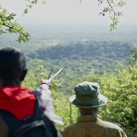 Walks up the Mukogodo Escarpment are very enjoyable, and the route has vantage points…