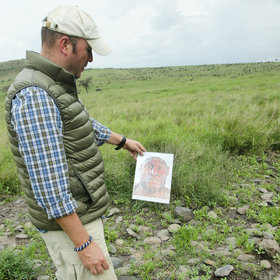 Game walks are also on the agenda, as are visits to the Lewa prehistoric hand-axe site.