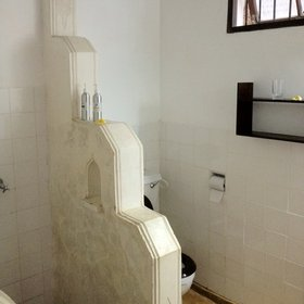 …and with more attractive bathrooms.