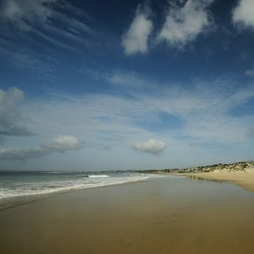 When you step onto Peponi's beach, you have 12km of seashore to yourself…